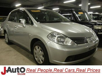 2006 Nissan Tiida/versa Sc11 Used Car For Sale - Buy Used Car For ...