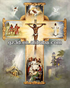3d pictures natural jesus christ oil paintings