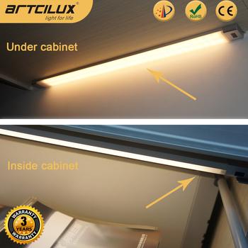 Best Plastic Cover Under Cabinet Light Kitchen Cabinets Sensor Led