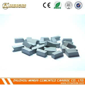 General and hard wood yg6 p30 tungsten carbide cutting tool saw tips, tungsten carbide saw tips