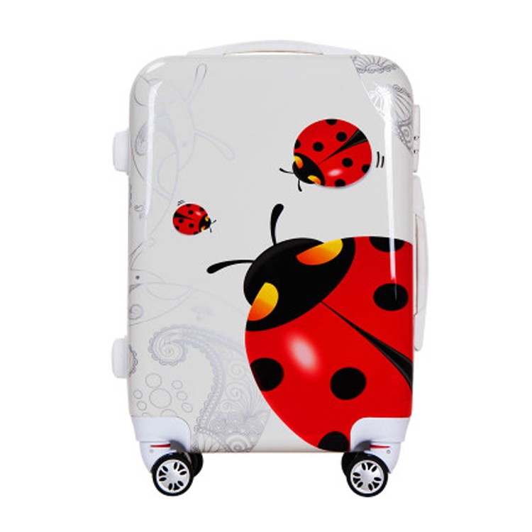 Cheap Hello Kitty Kids Cute Trolley Bag Hard Case Suitcase Rolling ...