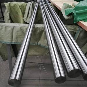 ASTM B348 Pure Gr2 tc4 Titanium Alloy Rods/Bars