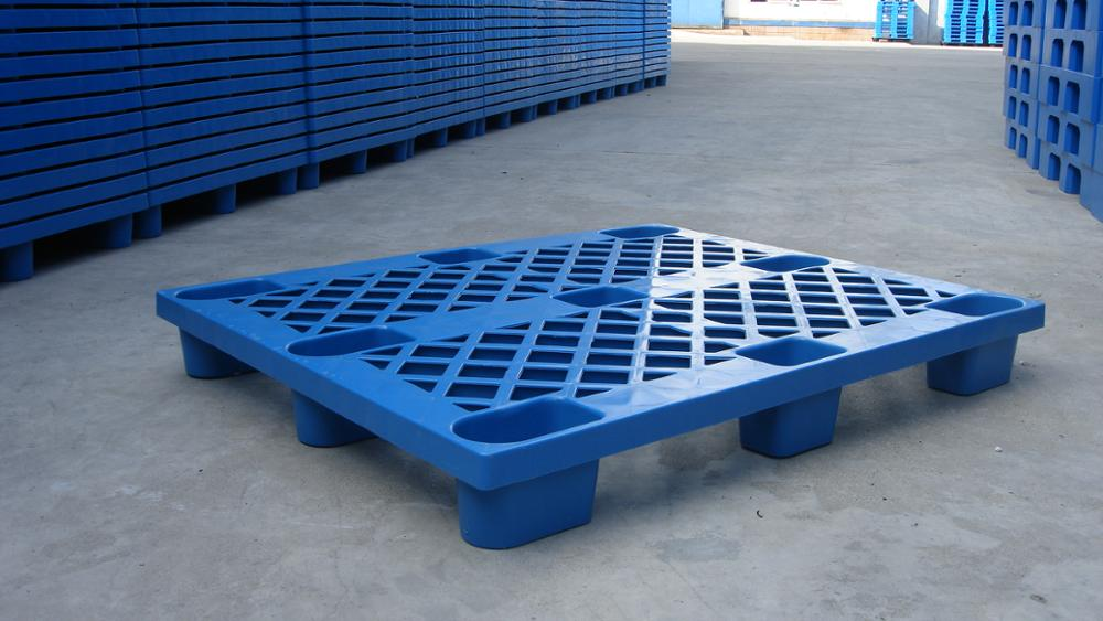 Higher quality 1200*1000 cheap rubber sheet anti slip plastic pallet