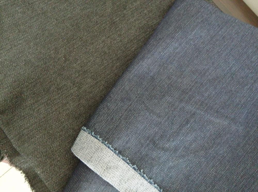Denim Blue Jeans Fabric 56