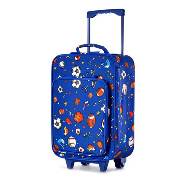 Fashion Design Children Luggage,Kids Trolley Travel Bag,Child ...