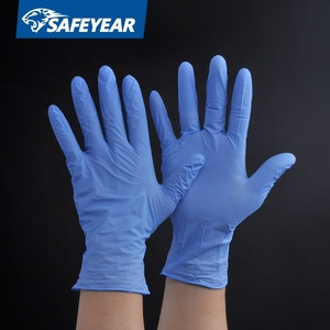 Disposable Powder Free Latex Medical Gloves For Surgical/Examination In China