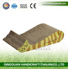 BSCI Pet Factory The Durable Cat Scratcher Of Corrugated Cardboard Cat Scratcher Toy