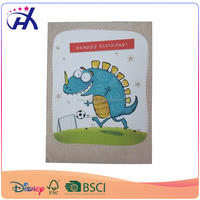 Packaging greeting card birthday quotes greeting card for teachers day