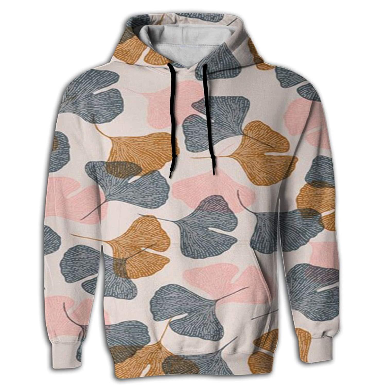 3d8de86b2 Get Quotations · CHAMPXIE Mens 2017 Cool Leaf Hoodie Design Graphic Hoodies  Hip Hop Young Hoodie Sweatshirt