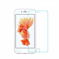 High transparent 0.33mm mobile anti blue screen protector blue eye protection tempered glass for iphone 7 7plus 8 8plus