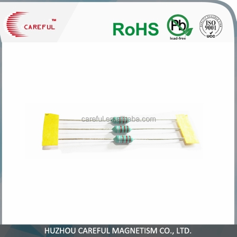 Choke Axial Conformal 100uH 10/% Inductor10 60 pcs