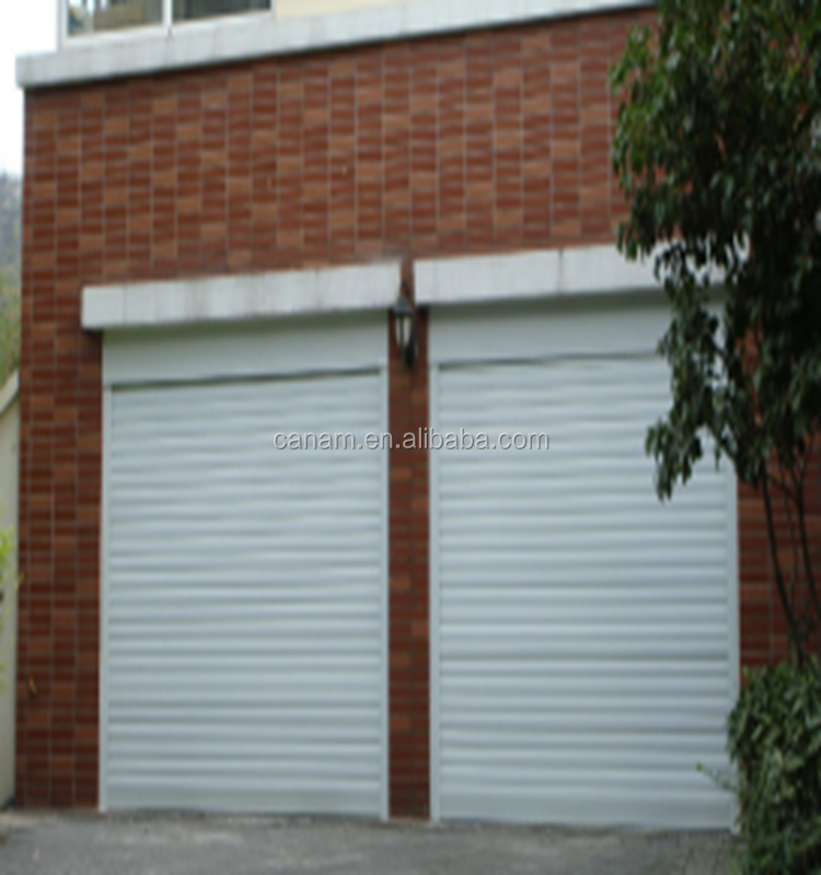 Electric roll up door for garage,industrial roller door, rolling door