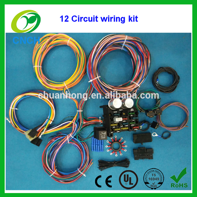 pickup wire harness-Source quality pickup wire harness from Global ...