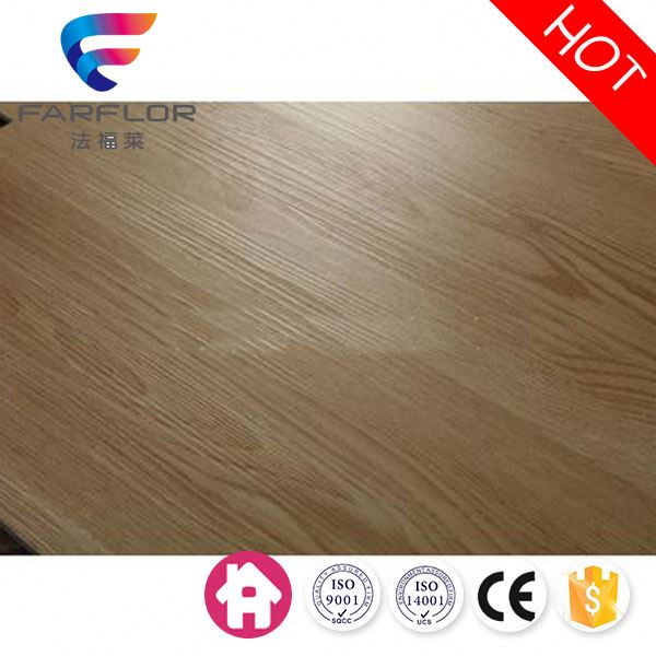 Barefoot friendly non-slip 5mm luxury vinyl plank pvc flooring from china