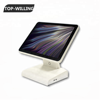 15'' POS System Flat Panel Capacitive Touch Screen Monitor Windows 7 OS POS Machine