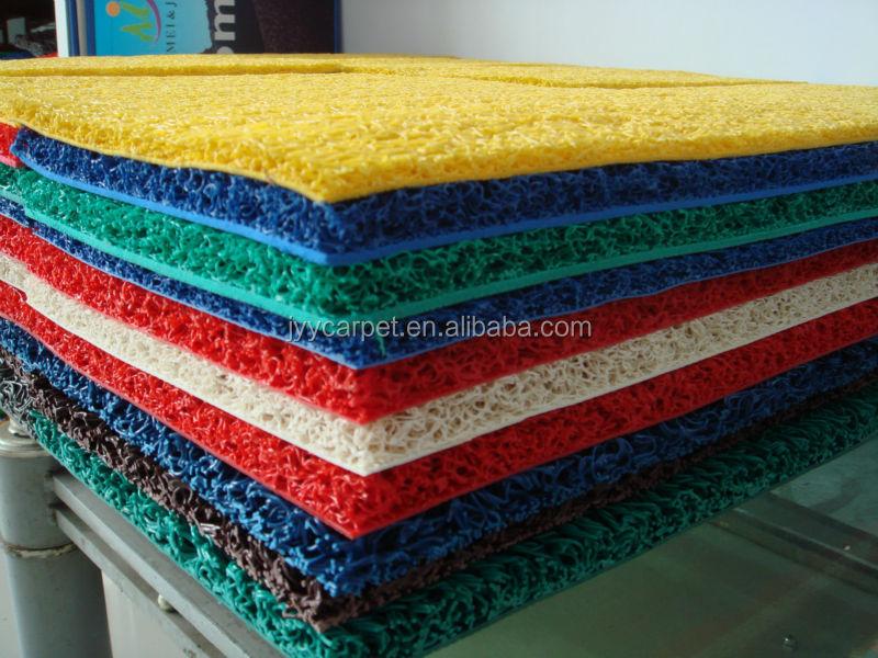 Pvc Coil Mat Pvc Car Carpet Roll Made In China