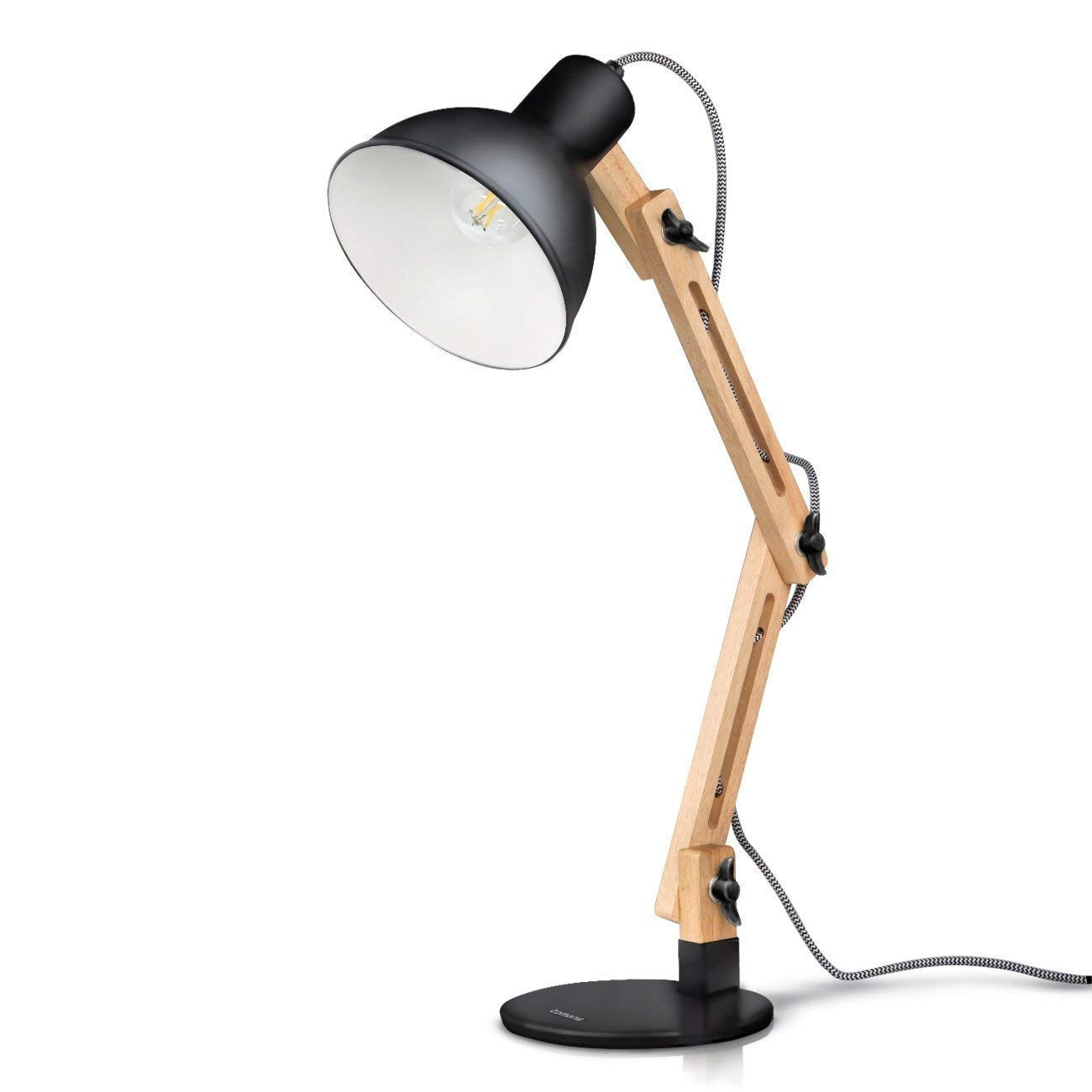Led Lamps Fast Deliver Zyynew Simple Creative Led Eye Protection Table Lamps Reading Working Light Desk Lamp Pen Holder Lighting Soft For Study Bedroom