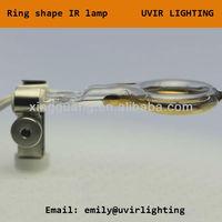 Halogen Infrared heater clamp/clip/holder