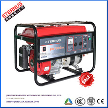 Portable Commercial Hand-carry 6kw Gasoline Generator BH8000DXE