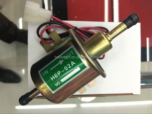 Hot sell electric fuel pump HEP-02A with 12V and 24V