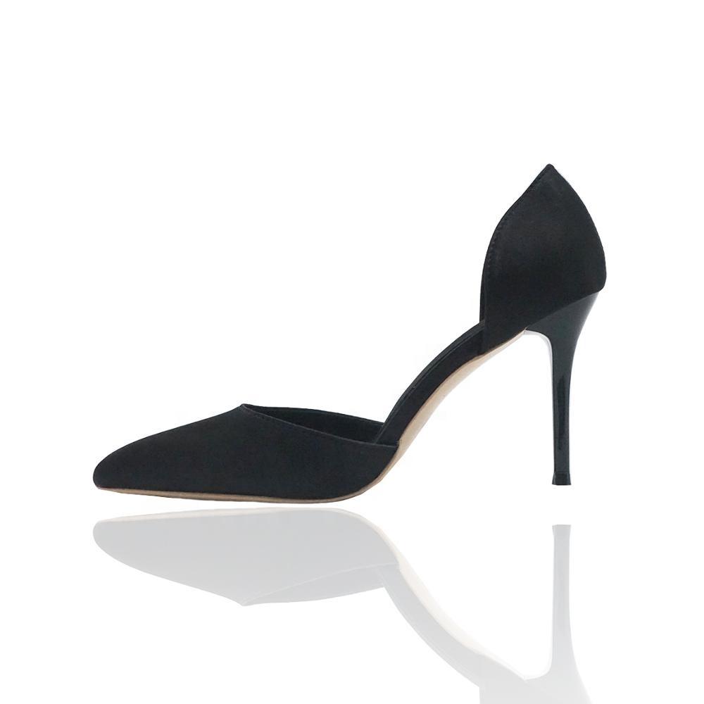 Meilleurs Noires Femmes Soirée Chaussures Grossiste Acheter Les qzSMVpU