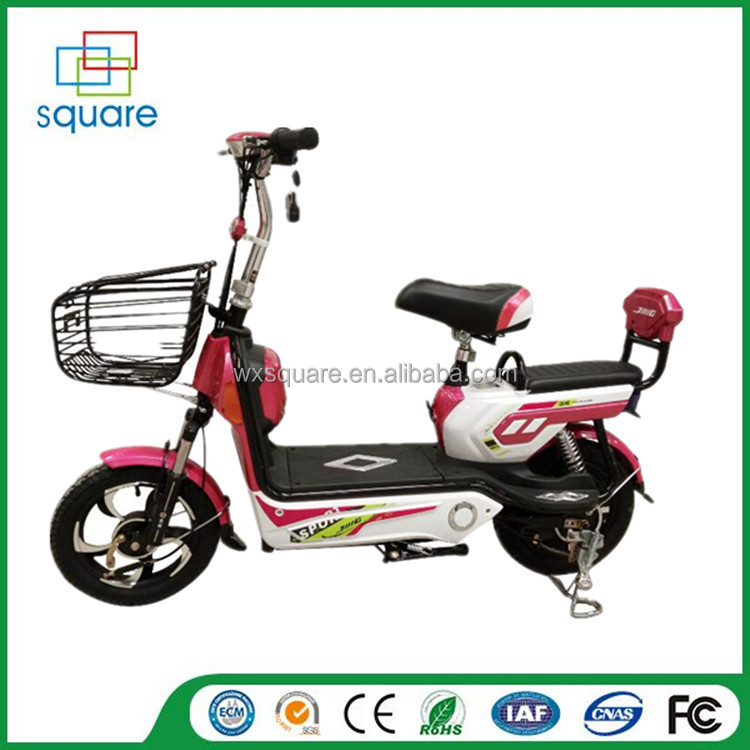 2016 China wholesale the most popular city style hidden battery electric bicycle,scooter electric,city sport motorcycle