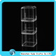 Stacking Acrylic Square Storage Display Boxes Plastic Moulded Box for Balls