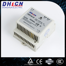 Din rail type single output Switching power supply HDR-60-24