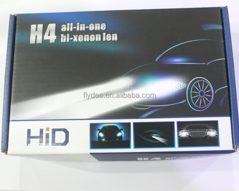 2015 New HID H4 All In One Bi Xenon Projector Lens For Car headlight