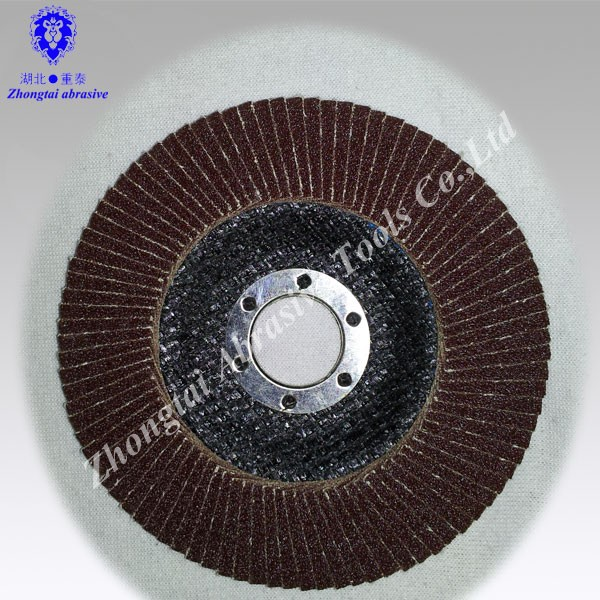 HOT flap disc backing ISO:9001:2008 FACTORY supply China's No.1 Designer Flap Disc