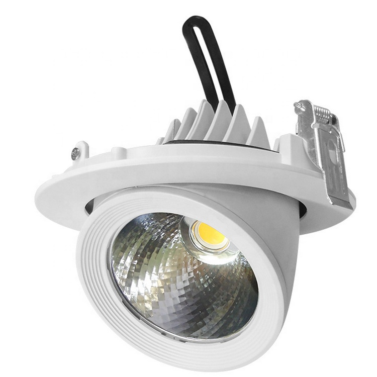24 Degree Beam Angle 25W 35W COB Led <strong>Spotlight</strong>