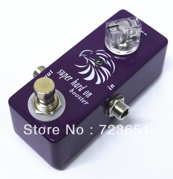 mogoo mini guitar effect pedal clean boost true bypass mini guitar pedals boost pedal free. Black Bedroom Furniture Sets. Home Design Ideas