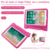 Eva foam cover for iPad 5 6 7 9.7 inch tablet drop proof hot selling convertible handle stand tablet case shell