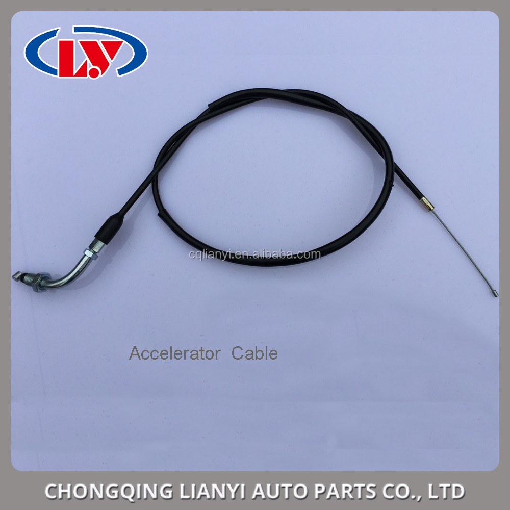 Tricycle bajaj throttle accelerator cable