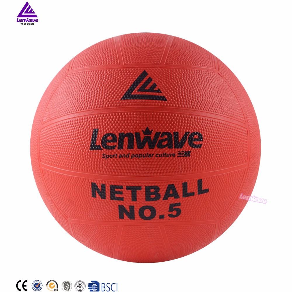 Lenwave Rubber Ball Customize Logo Brand Name Beach Volleyball ...
