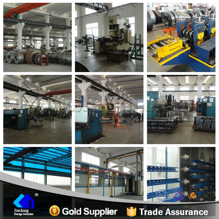 Jracking China Supplier Industrial Steel Storage Rack Shelves Pipe ...