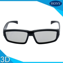 PL0011 Passive Cinema 3D Glasses For LG For Smasung For Sony 3D TVs - Adult Sized Passive Circular Polarized 3D Glasses