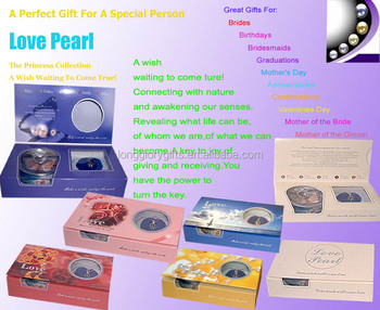 perfect jewelry gift-LOVE PEARL GIFT SET