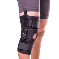 Adjustable Immobilizer ROM Hinged Knee brace