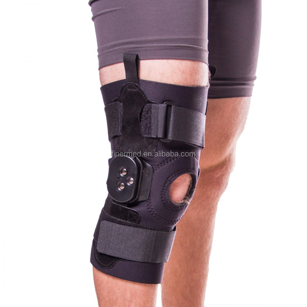 fde32ad28c Adjustable Immobilizer Rom Hinged Knee Brace - Buy Knee Brace ...