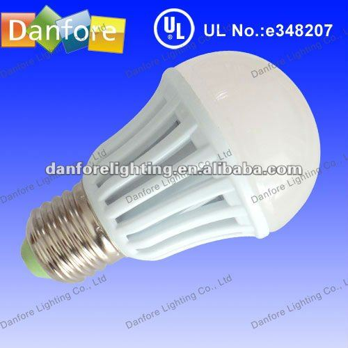 7w E26 UL certified led bulb