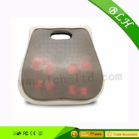 Portable Massage Seat Cushion kneading heated waist massage cushion For Car Neck & Back Massager