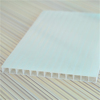 double wall polycarbonate Rectangle PC hollow sheet as the greenhouse and roofing and walls/shelters