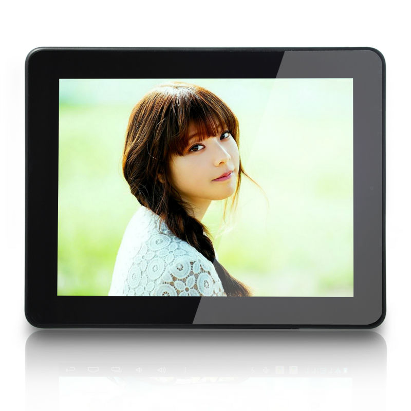 whole sales tablet pc 9.7 inch support for 3g dongle with adapter/usb cable/hdmi card slot