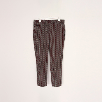 Factory direct sell good quality clothing stock lots classical pleated trousers 3 color ladies Jegging pants for women