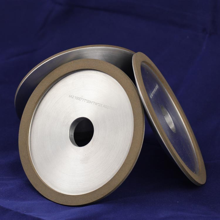Resin bonded Diamond and CBN grinding wheels for circular saw blades