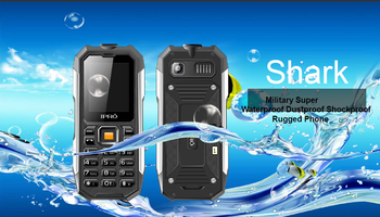 Hot Sale Factory Direct Price Ipro Shark 2 Inch Three Proofings Feature  Phone Mobile Prices In Singapore Waterproof - Buy Mobile Phone Prices In