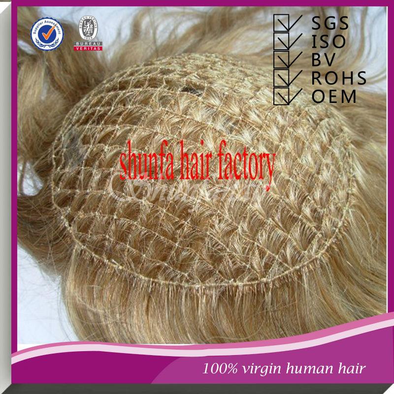 Net Closures,Integration Women Hair Piece,