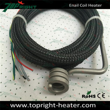 120v 150w spiral coil heater for Electronic smoke device