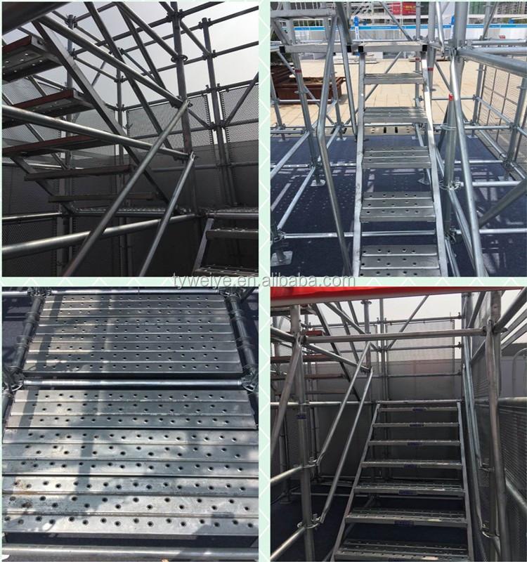 Scaffolding Steel Suppliers : Ringlock system scaffolding steel plank buy